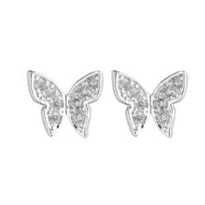Estella Bartlett Butterfly Earrings