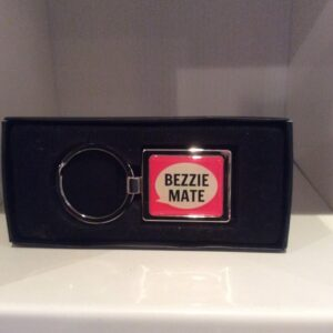 Dialectable Keyring – Bezzie Mate