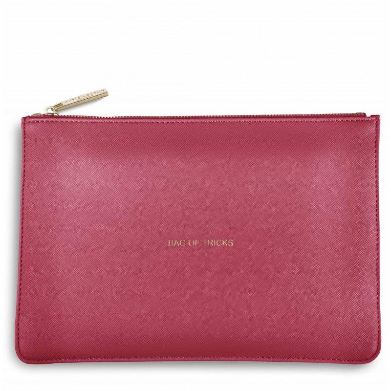 3bda3f6b6 Gifts online UK | Katie Loxton Perfect Pouch/Clutch Bag - Fuchsia ...