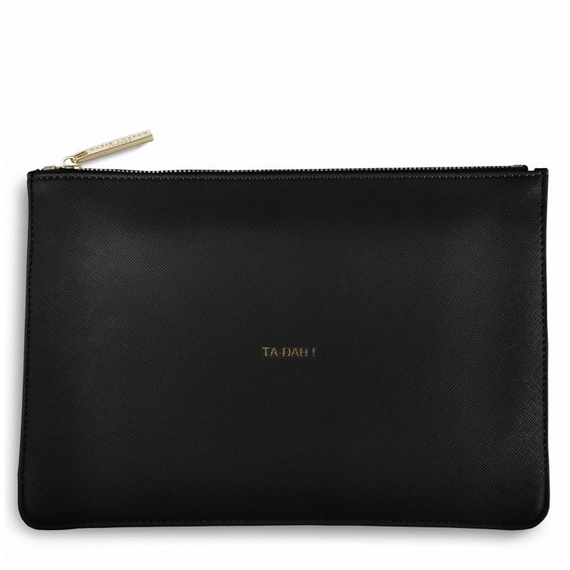 23aeb75a1 Gifts online UK | Katie Loxton Perfect Pouch/Clutch Bag - Black ...