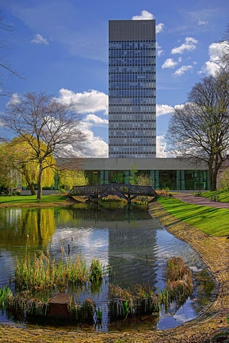 SH99 Sheffield - University Arts Tower