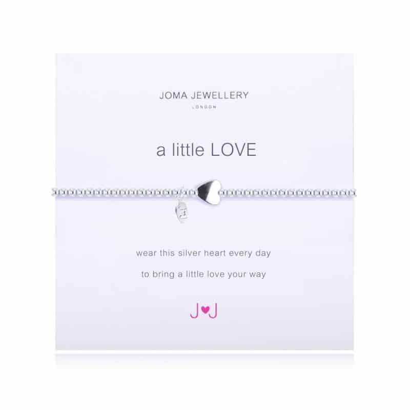 Joma Jewellery A Little JOY Silver Plated Bracelet NEW