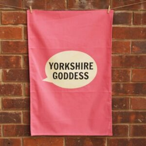 Yorkshire Goddess Tea Towel-480x480
