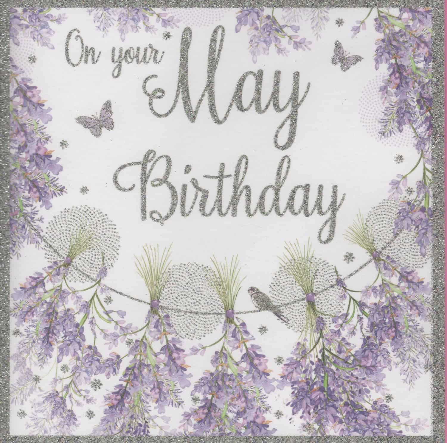 Gifts Online Uk May Birthday Card By Nigel Quiney Gifts Online Uk Uk Delivery Yorkshire
